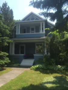 Live in this exquisite Victorian heritage house in Steinbach