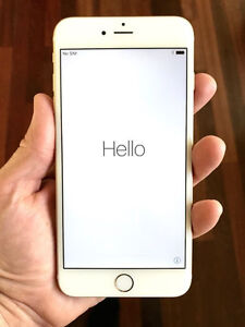 Apple iPhone 6 Plus - 16GB - Gold - In great condition! Unlocked
