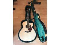 Takamine GJ72CE-NAT G Series electro acoustic guitar