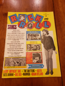 Vintage Rock and Roll Magazine