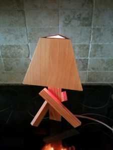 Stylegarage Wood Lamp