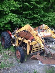 MALCO Front End Loader off MF Tractor $1,250.