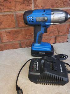Cordless impact drill