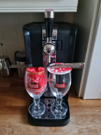 Perfect Draft Beer Dispenser for sale Hd3720/25