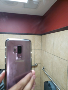 Samsung galaxy s9 plus new perfect condition
