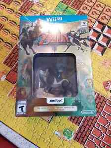 The zelda twilight Princess wii u flambant neuf
