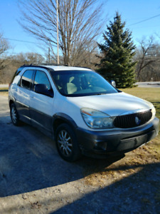 2005 Buick Rendezvous CX, 236k, drives great!