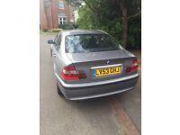 BMW 3 series 320d se auto