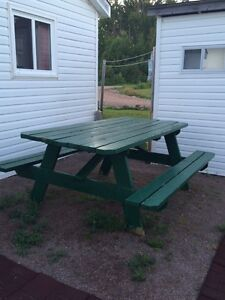 Picnic Table - Solid Wood