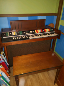 Electric piano/organe
