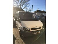 2002 (51)Ford Transit Tipper Twin Cab 350 LWB Twin Axle