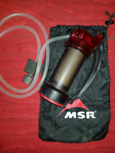 Msr MiniWorks EX Water Filter Swan Hill Swan Hill Area Preview