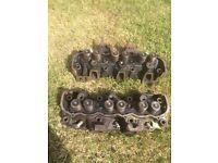 Ford 2.8i cylinder heads ( Capri ,Sierra )