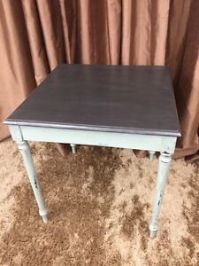 Large Wooden Entry/Side Table