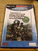 Ghost Recon PC cd rom