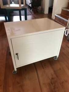 MAKE AN OFFER - IKEA rolling storage/TV stand