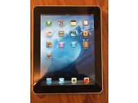 iPad 1st generation 64gb good condition