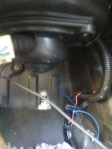 Rx7 FB blower motor.