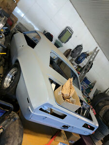 1969 Chev Camaro Coupe Project