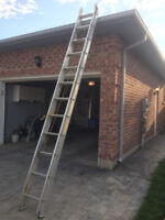 Eaves trough And Gutter Cleaning only from 99$