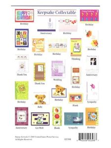 24 Assorted All-occasion Greeting Cards in Storage Organizer Box Kitchener / Waterloo Kitchener Area image 2