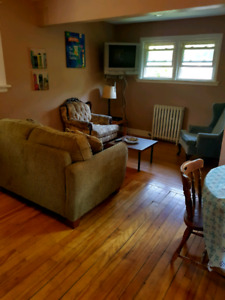 Furnished room South End Halifax
