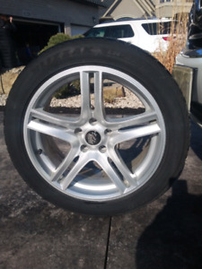 "18"" Aluminum Rims 5 Star Double Spoke  5x114.3 Bolt Pattern"