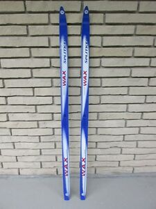 Brand New Wax Splitkein Skis by Fischer