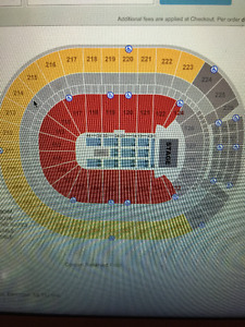 Looking to switch 2 tix to Bruno Mars on July 30 for Jul 31