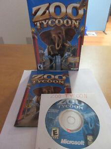 Zoo Tycoon CD-ROM