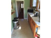 2 large double fully furnished rooms to rent in modern house