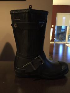 Women's Hunter Biker Boots