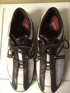 Mens golf shoes size 11.5 London Ontario image 2