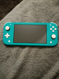 Nintendo Switch Lite (with Box and Charger)