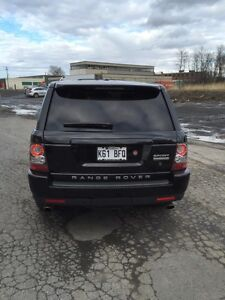 RANGE ROVER SPORT SUPERCHARGED 2011 FULLY LOADED 45 000KM