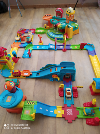 Large Toot Toot Drivers Interactive Playset Track