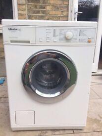MIELE - WASHING MACHINE -HoneyComb Care - W2514 -Waterproof- System
