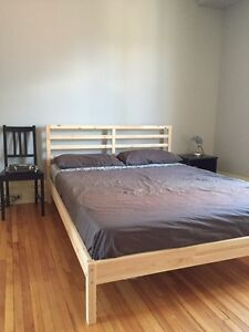 Quiet Furnished Room in 2bd Sandy Hill Sept 1st