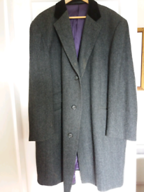 Mens Yorkshire Tweed by Moon Marks and Spencer Coat