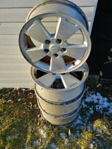 4 Mags 5x110 Chevrolet Cobalt, HHR, Malibu, Pontiac G5, G6
