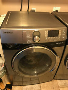 Samsung Front-load Washer & Dryer - Electric