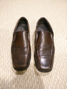 Mens Size 11 Dress Shoes (2 pairs)