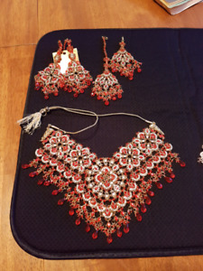 Bollywood style- Indian jewellery set.
