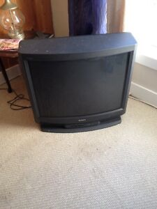 Free tv for parts