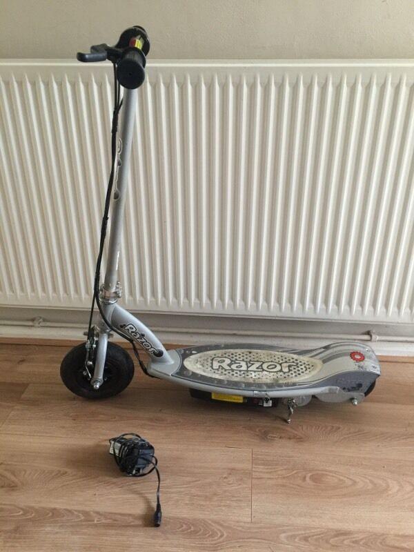 Electric Razor Scooter Cost 140 In Cambridge Cambridgeshire