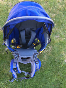 Child Carrier Backback-Deuter Kidcomfort III