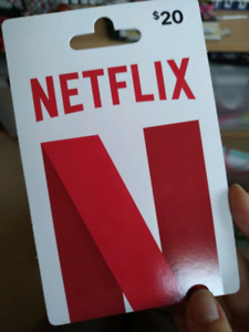 Netflix gift card Southbank Melbourne City Preview