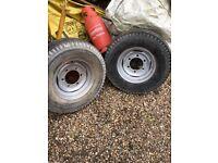 Farm Trailer tyres