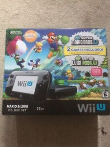 Barely used WII U 32GB