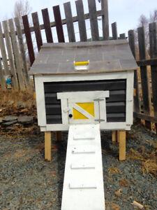 Backyard Chicken Coop For Sale